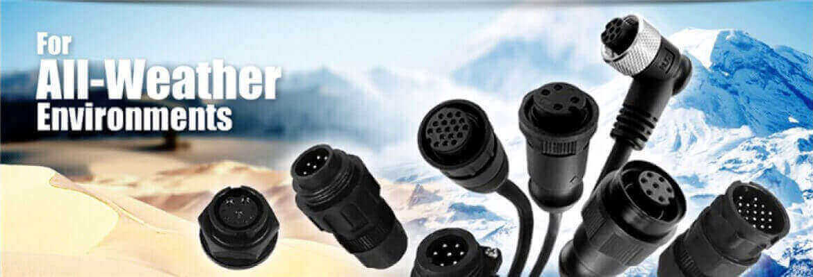 Weatherproof Connectors
