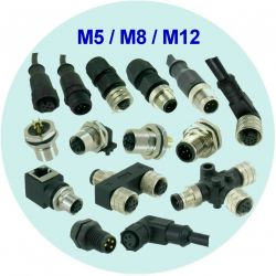 M-series Waterproof Connectors